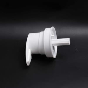 vakuumspender pumpe weiß für alle größen passend langer schnabel
