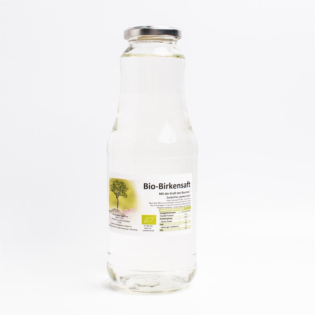 Birkensaft Bio 1000 Ml Kaufen